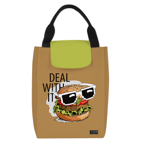 Deal With It Lunch Bag - Roucy