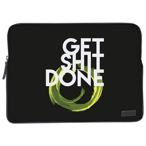 "Done & Dusted Laptop Sleeve 13"" - Roucy"