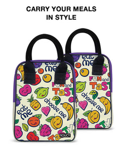 Eat Me Lunch Trapeze Lunch Bag