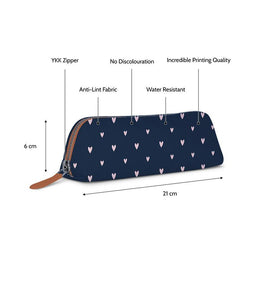 Feeling blue Tan Essential Pouch - Roucy