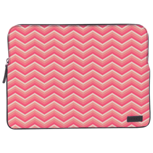 "Flushed Direction Laptop Sleeve 13"" - Roucy"