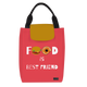 Food Is Best Friend Lunch Bag - Roucy