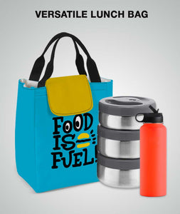 Food Is Fuel Lunch Bag