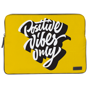 Good Vibe Please Laptop Sleeve - Roucy