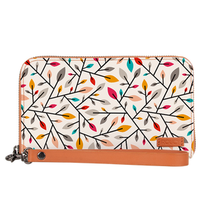 Growing Colors Tan Women's Clutch - Roucy