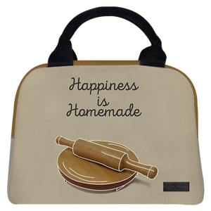 Homemade Happiness Briefy Lunch Bag - Roucy