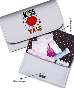 Kiss Yass Sanitary Pouch - Roucy
