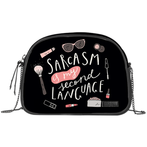 Mother Of All Language Arch Sling Bag - Roucy