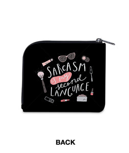Mother Of All Language Basic Sanitary Pouch - Roucy