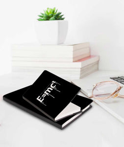 Nerd In Trend Black Designer Notebook - Roucy