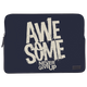 Never Say Never Laptop Sleeve - Roucy