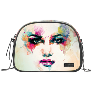 Painted Woman Arch Sling Bag - Roucy