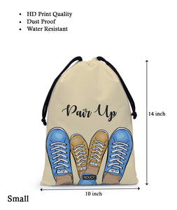 Pair Up Shoe Pouch