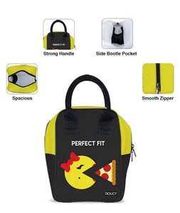 Perfect Fit Trapeze Lunch Bag - Roucy