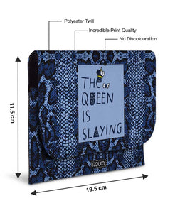 Slaying Queen Sanitary Pouch - Roucy