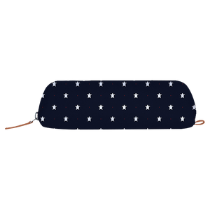 Turtle Dots Tan Essential Pouch - Roucy