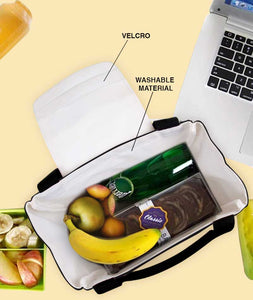 Weekend Calories Lunch Bag - Roucy