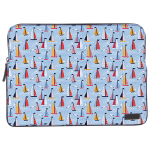 Yatch Party Laptop Sleeve - Roucy