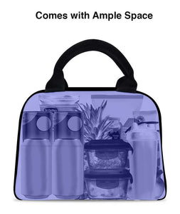 Maa Ke Haath Ka Khana Marathi Briefy Lunch Bag - Roucy
