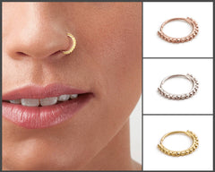Nose Hoop Ring Meme Studio