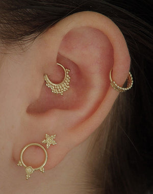Earrings Set for Multiple Piercings | Studio Meme