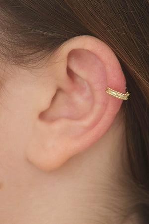 Gold Cartilage Jewelry - Annika | Studio Meme