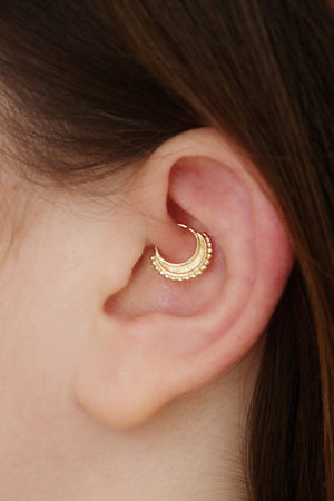 Gold Earrings - Isabelle
