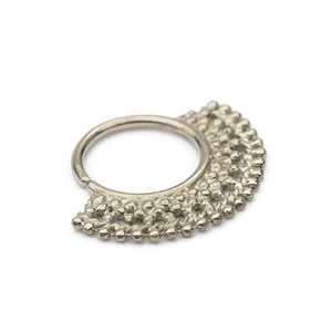 Gold Septum Ring - Cleo