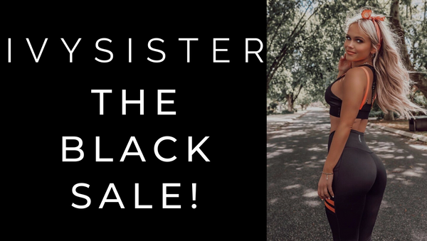 Our first ever Black Friday SALE!!!