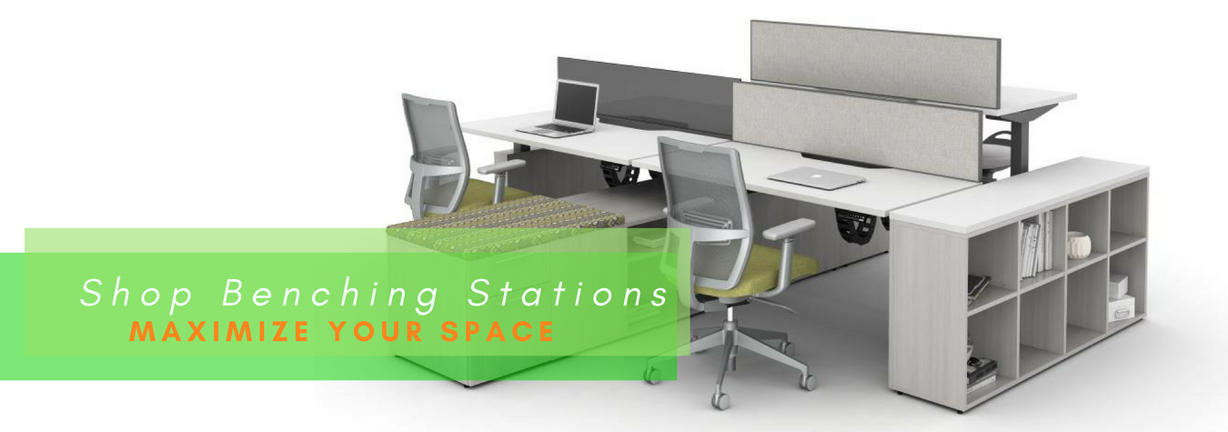 Buy Office Benching/Desking Systems | 24/7 Workspace in Grapevine, Tx | DFW Office Benching/Desking Systems