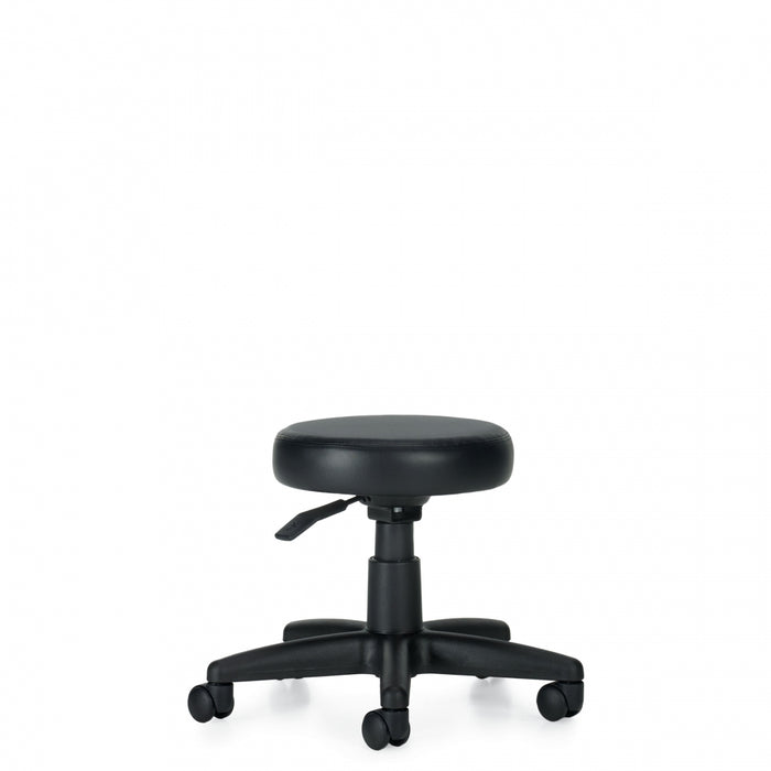 "File Buddy™ Swivel Stool, 5"" Pneumatic, 20"" Base (1105)"