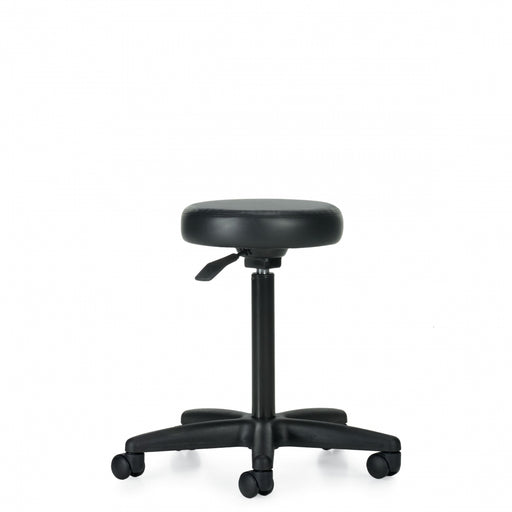 "File Buddy™ Swivel Stool, 10"" Pneumatic, 22"" Base (1110)"