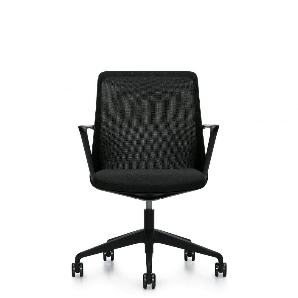 Prefer™ Multi-Task Chair, Asphalt Frame & Base (8458)