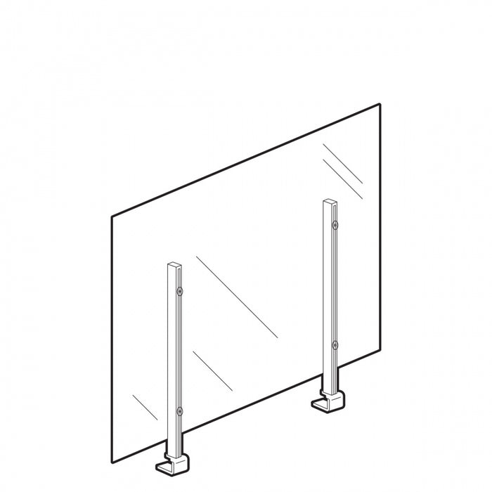 Wellness Screens; Clamp Mount