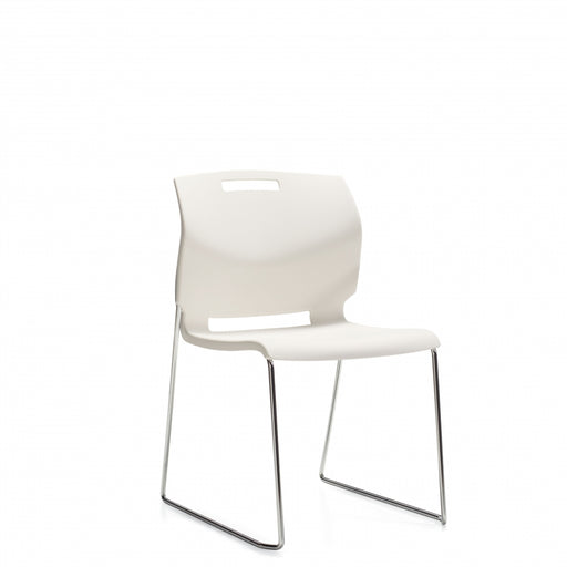 Popcorn™ Armless Chair, Polypropylene Seat & Back (6711)