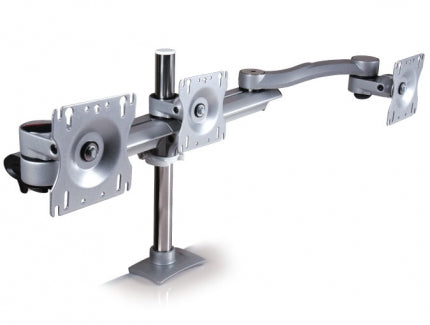 WoobieDesk Concerto Triple Monitor Arm