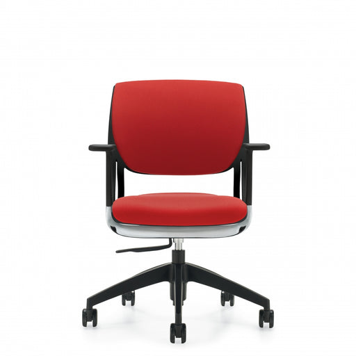 Novello™ Task, Upholstered Seat & Back (6402)
