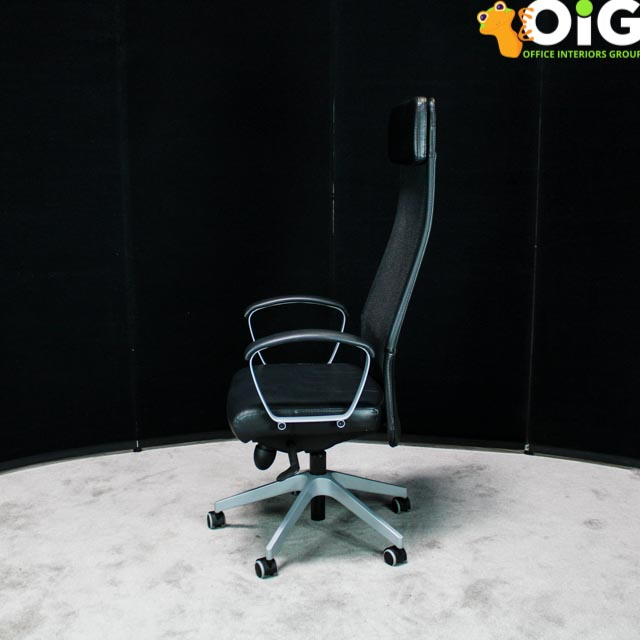 Markus High-Back Black Task Chair