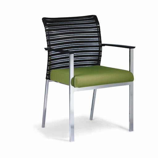 Zip Mesh Side Chair