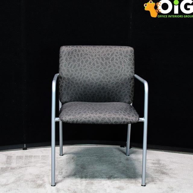 Crew Guest Chair, Coal