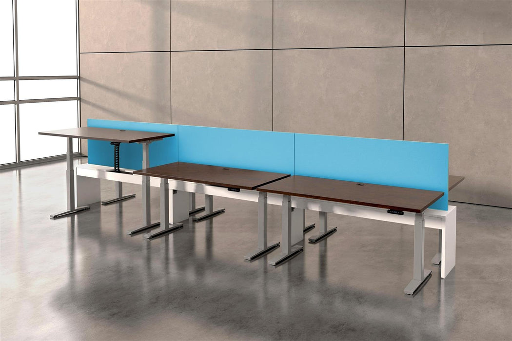 Hover Height Adjustable Worksurfaces