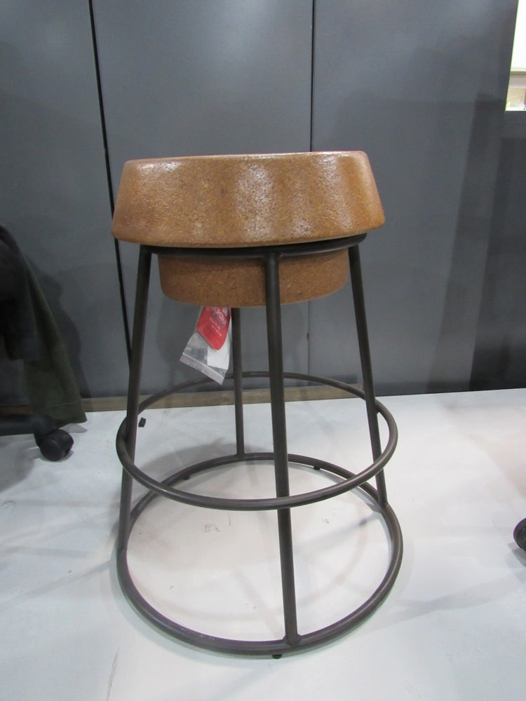 Counter Stool with Cork Top