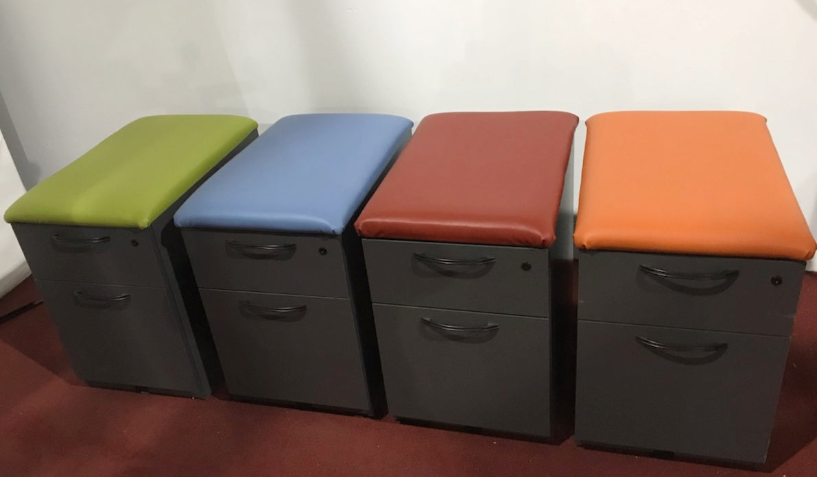 Colorful Box Files
