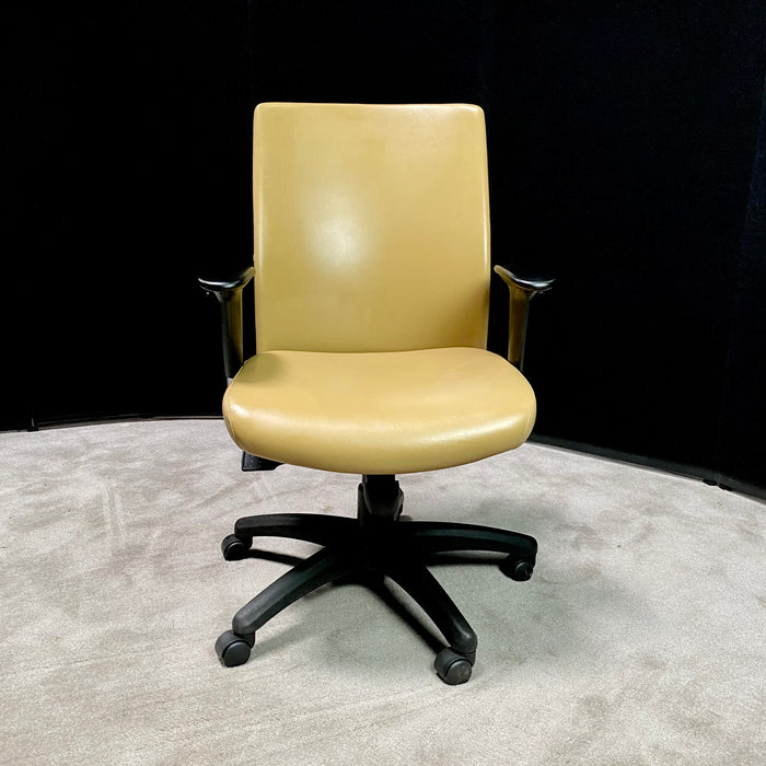 Dune Leather Compel Office Chair