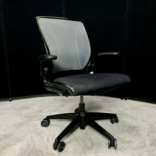 HumanScale Task Chair Grey/Black
