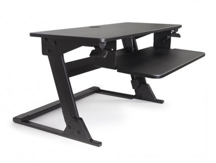 Woobie Works sit stand desktop