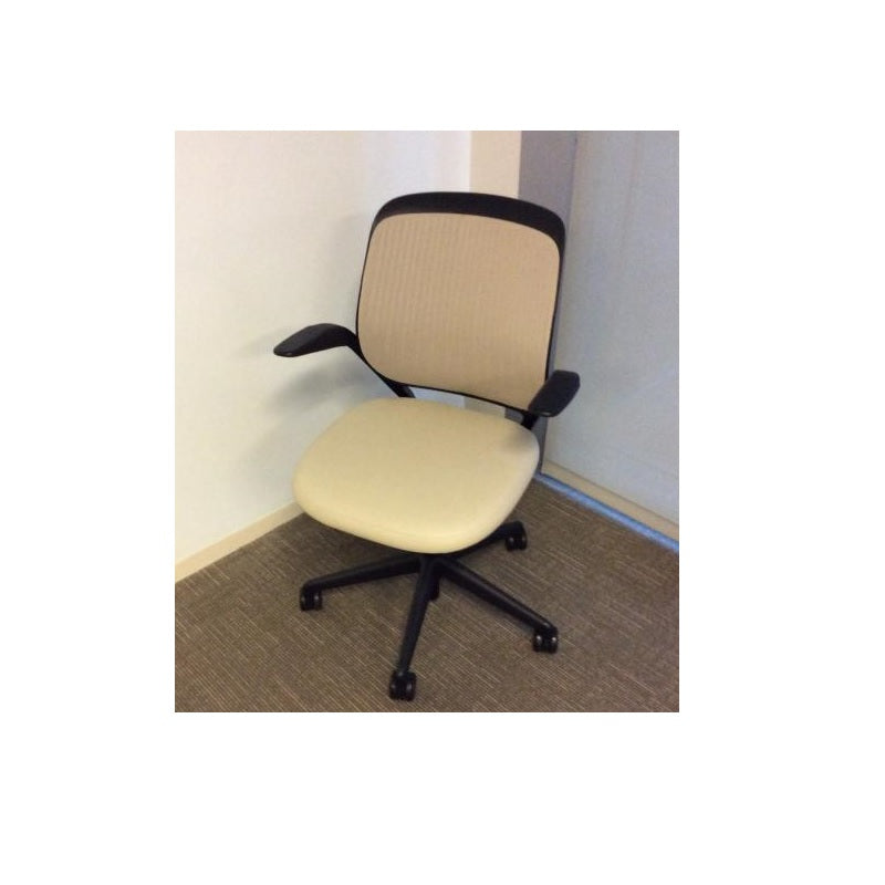 Steelcase Fabric Seat Cobi Conference Chair
