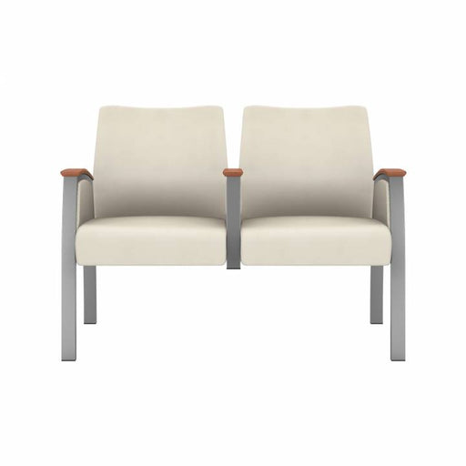 Foster Upholstered Multiple Double with Half Arm