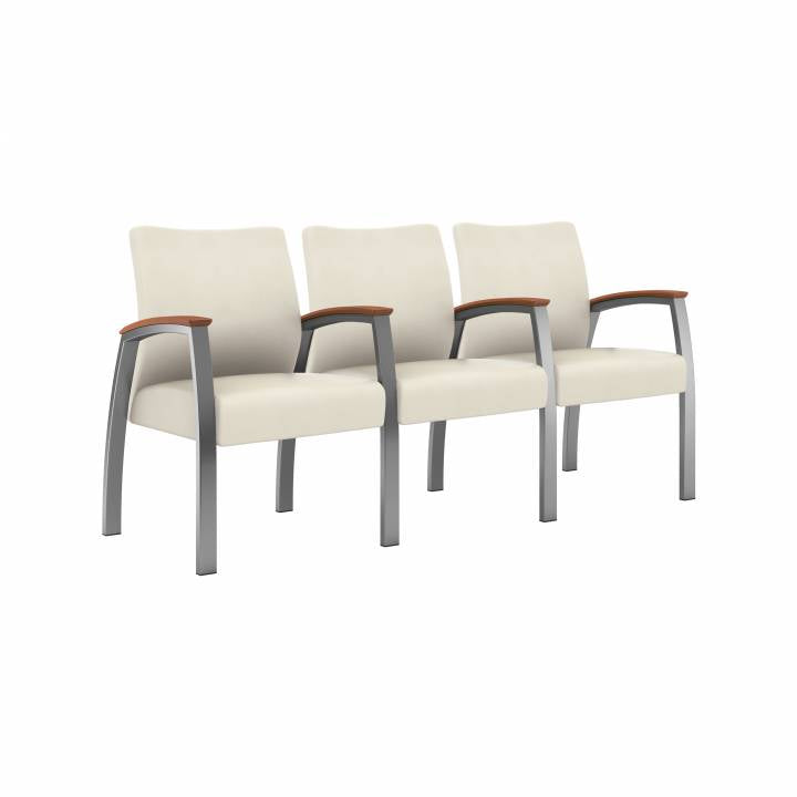 Foster Upholstered Multiple Triple with Full Arm