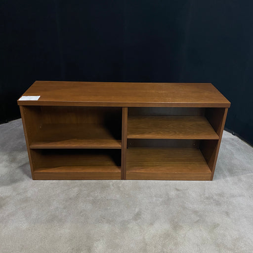 Steelcase Lateral Walnut Bookcase